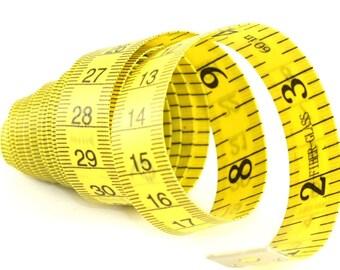 Yellow tape measure -  JR07919