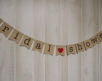 Bridal Shower Banner . Bridal Shower. Bridal Shower Decor . Customized . Custom Color Choices