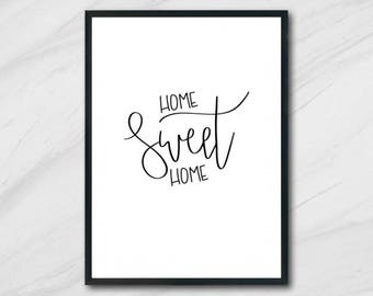 DIGITAL Home Sweet Home
