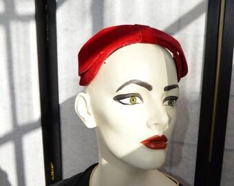 Red Velvet head wear