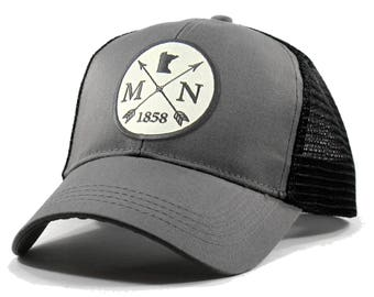 Homeland Tees Minnesota Arrow Hat - Trucker