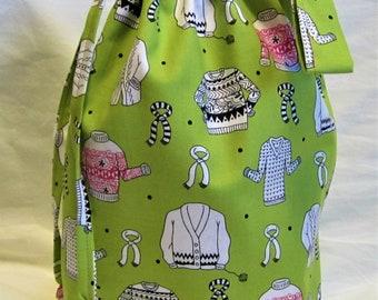 NEW - Medium Knitting Project Bag
