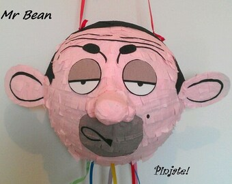 Mr BEAN pinata - birthday gift, birhtday and any other party joy... for all ages with young spirit :)