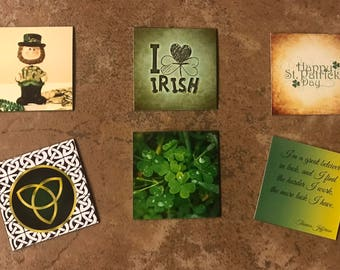 Irish Lovers Magnet Set - Set of 6 - St Patrick's Day!