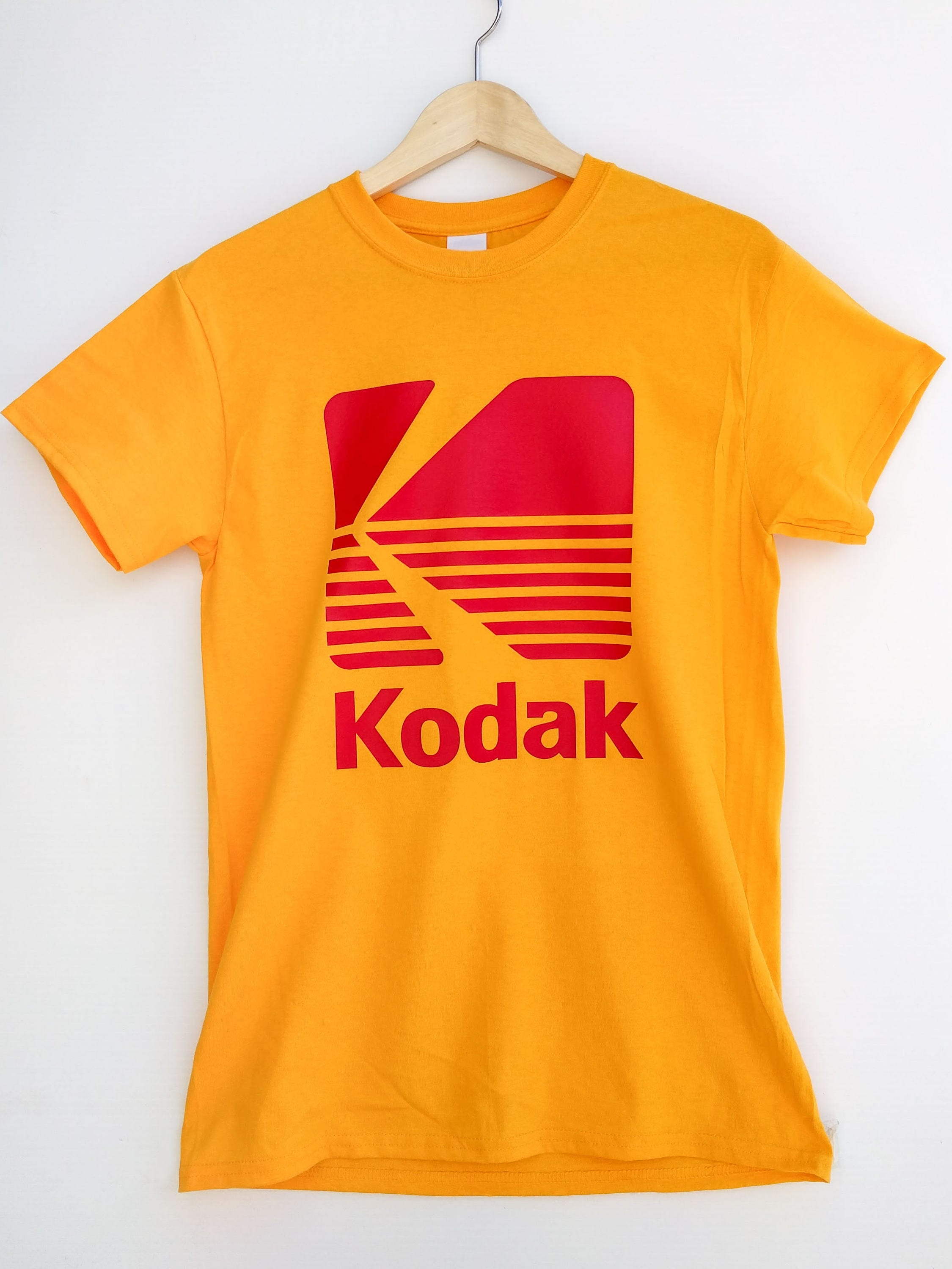 Vintage 70s Kodak Do it Shirt Use Kodak Film & Plates Photographer Photography Development Size Large 70s T-shirt kOIFzfJC4