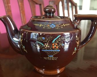 Vintage Personal Teapot for Birthday, Friendship, Retirement, Housewarming, Bridal Shower