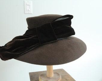 1990's Very Large Lilliput Custom Hat