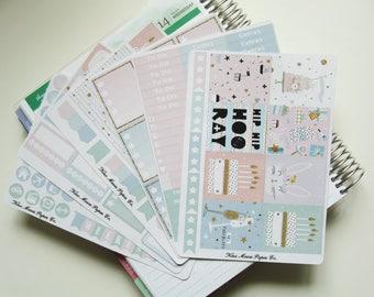 Planner Stickers - Milestones