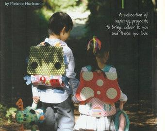 Bumble Bub Quilt Kit and Kaleidoscope Pattern Book