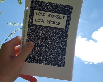 Love Yourself, Love Myself Zine