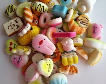 12pc Mini Kawaii Squishies