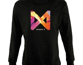 MONSTA X-Sweatshirt DRAMARAMA