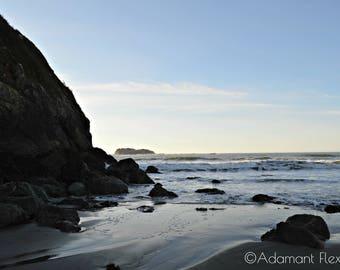 Trinidad Beach, Pacific Ocean Photography, Northern California