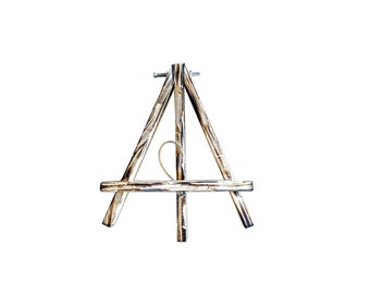 Easel Stand for 18x9 editions (Flag not included)