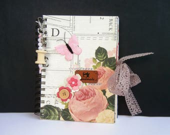 Notebook - diary - gift idea