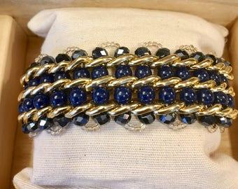 Eblu Gold chain Bracelet