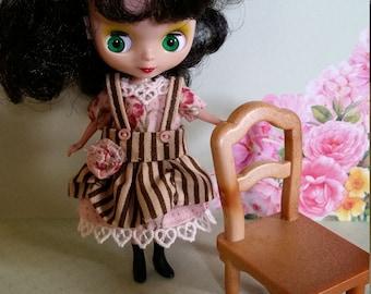 Petite Blythe 2-Piece Dress and Apron