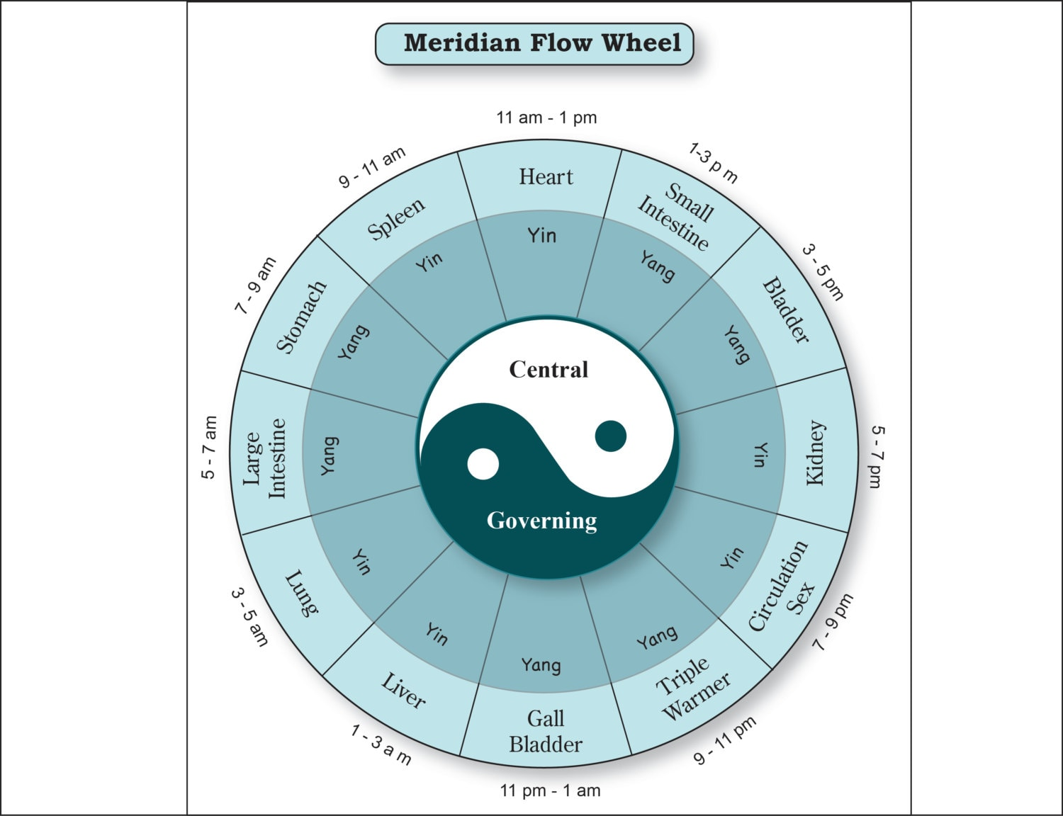 Meridian hourly flow printable chart wheel chinese medicine meridian hourly flow printable chart wheel chinese medicine acupressure acupuncture massage therapy energy healing qigong chi kung therapy geenschuldenfo Choice Image