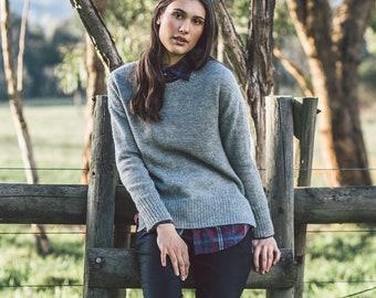 Fairtrade Alpaca sweater