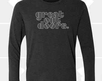Great Outdoors - Unisex Long Sleeve Shirt