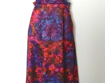 Rainbow Overall Dress!