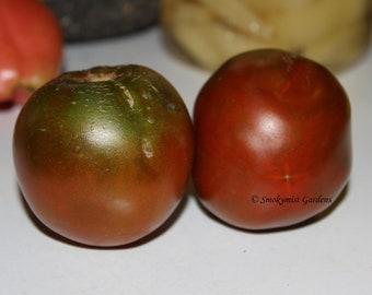 Heirloom Tomato Seeds Black Nyagous  - 20 seeds