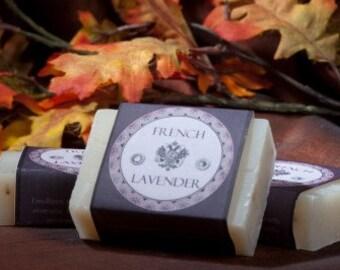 Soap Bar - French Lavender