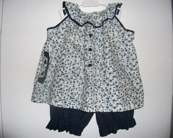 bloomer and tunic set