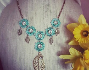 Spring is Here necklace