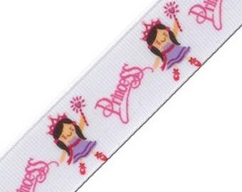 Ribbon grosgrain Princess pattern