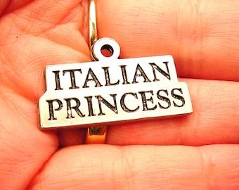 Italian Princess   charm
