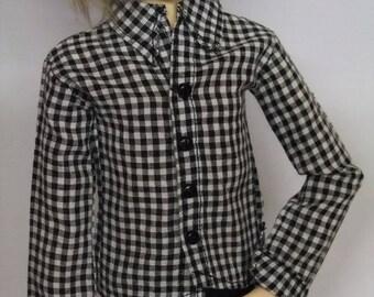 Gingham Shirts - MSD Boy