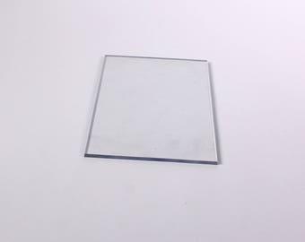 Transparent Super Soft Lino Blocks 300mm x 400mm Double Sided Clear Printing Lino Blocks Choose Quantity