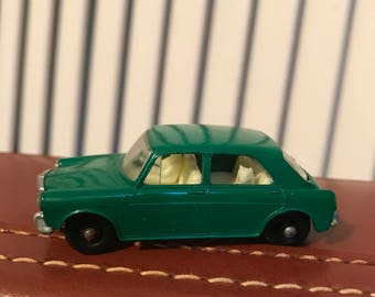 1960s Matchbox toy, made in England by Lesney, Matchbox series 64, MG 1100