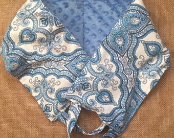 Shoulder Wrap with Handles ~ Neck Wrap ~ Aromatherapy Hot Cold Wrap ~ Shoulder Warmer ~ Hot Cold Pack ~ Yoga Gifts