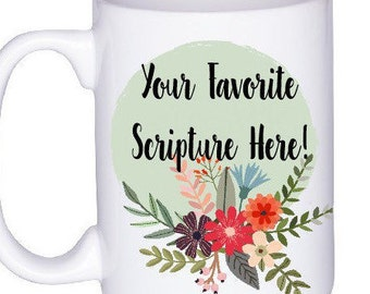 Christian mug inspirational mug christian gifts scripture mug inspirational gift bible verse gift christian coffee cup personalized coffee negle Gallery