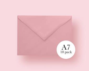 5x7 Light Pink Envelopes, A7 Light Pink Envelopes, Light Pink Envelopes 5 x 7, Light Pink Envelopes 5x7, Light Pink Envelopes A7