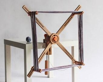 Winder, Yarn swift, Skein winder, Swift yarn winder, Yarn winder, Wool winder, Yarn ball winder, Weaving, Knitting, Crochet, Dyeing