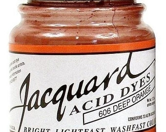 You Choose Three Jacquard Acid Dyes 1/2 Oz. Jars -  Free Shipping
