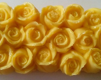 The Yellow Rose of Texas Soap - loaf