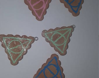 Deathly Hallows Cookie Charm