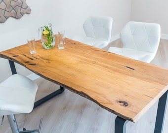 Office table - wooden table - wood table - modern home furniture - unique design