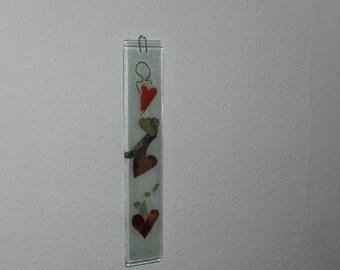 Ella Rosinkrans Original Glass Art Island recycled glass