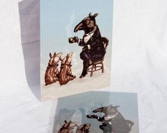 Tall Tales Tapir  card