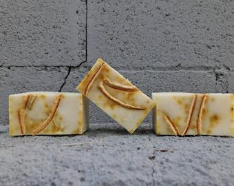 Orange and Patchouli Soap