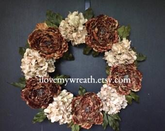 fall wreaths for front door, door decor, front door wreaths, designer wreaths, Thanksgiving wreaths, fall wreaths, winter wreaths, autumn