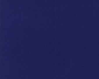 1/2 yd Bella Solid by Moda Fabrics 9900 19 Royal