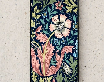 iPhone (all models) - William Morris Illustration - smartphone - Mobile - Samsung Galaxy S3 S4 S5 S6 S7 S8,  & others - Arts and Crafts