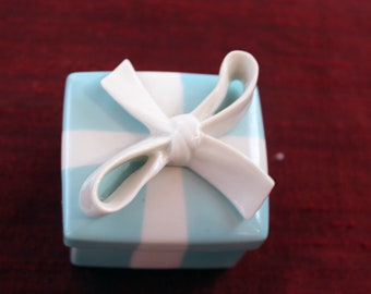 The Little Blue Box