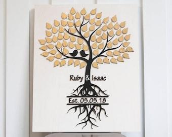 Guest Book | Wedding Guest Book | Guestbook | Alternative Guest Book | black Guest Book | Wedding Colors| Black | Wedding 2018